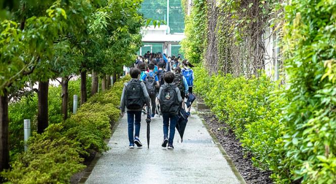Rentrée 2021 - Lycée français international de Tokyo