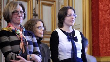 Joëlle Dusseau, Fanny Chartres et Marie-Renée