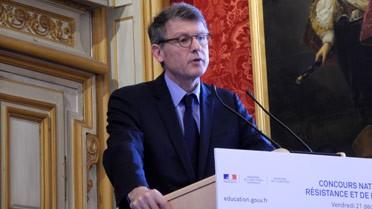Le ministre Vincent Peillon