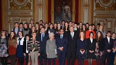 Les lauréats 2011-2012