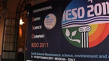 Affiche des IESO 2011 (Modène, Italie)