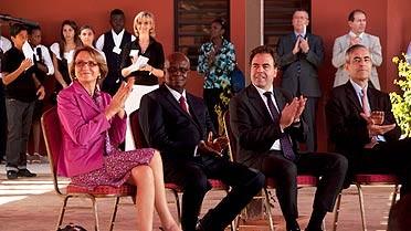 Mme Descôtes, MM. Diallo, Chatel et Normand