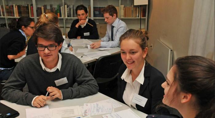 Échanges entre élèves à Berlin