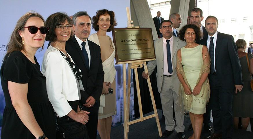 La ministre de la Culture à Buenos Aires