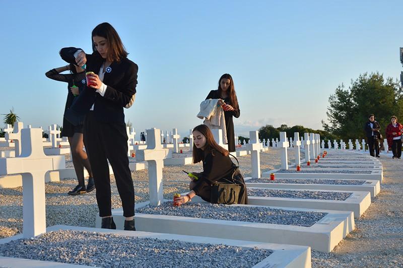 Soirée mémorielle à Gammarth (Tunisie)