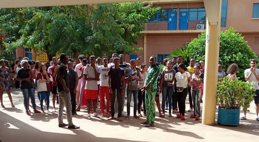 Lycée Saint-Exupéry de Ouagadougou