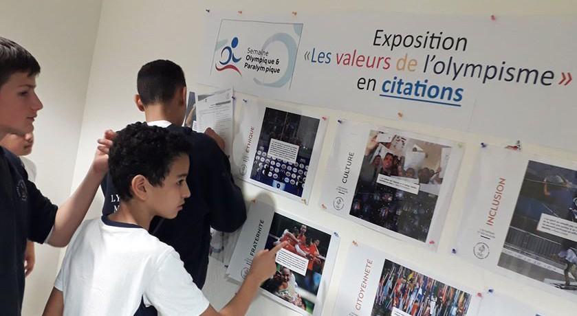 Lycée Louis-Massignon d'Abu Dhabi, Émirats Arabes Unis