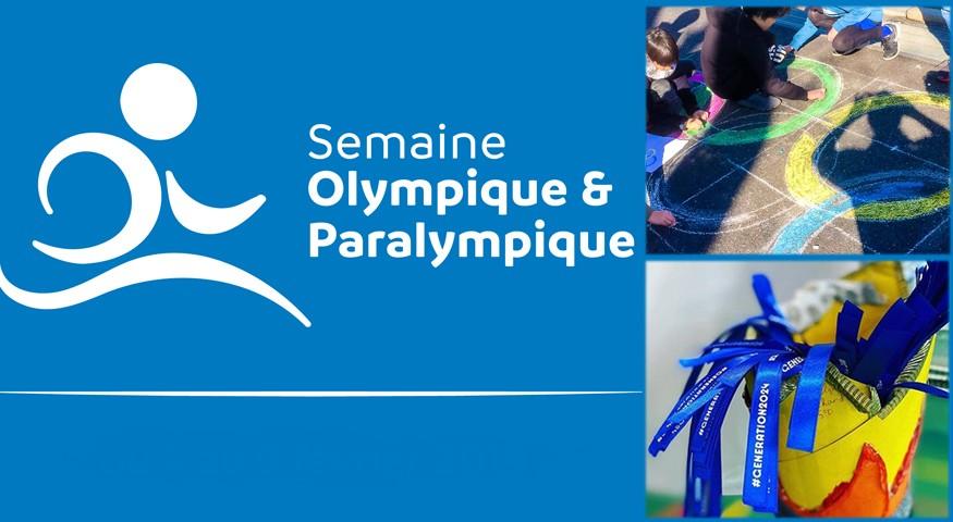 La Semaine olympique et paralympique 2020