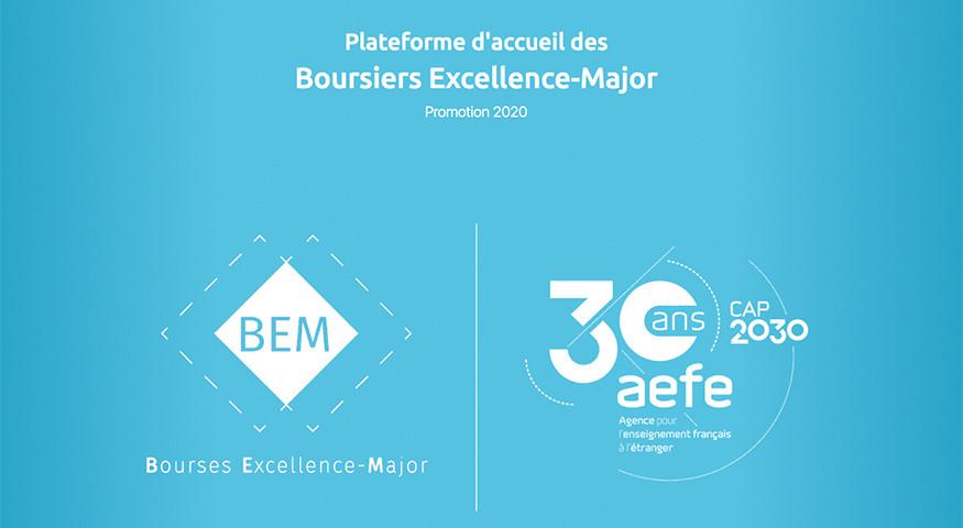 Plateforme d'accueil des boursiers Excellence-Major