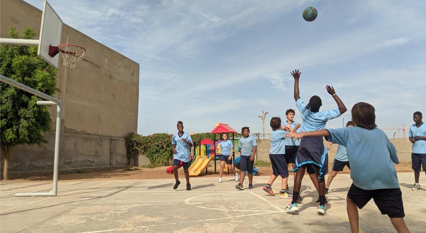École Aloys-Kobes de Dakar, Sénégal