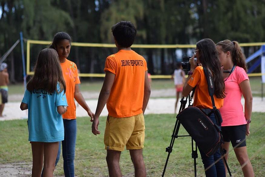 Jeunes reporters