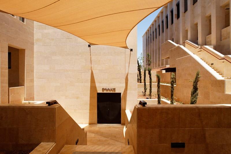 Amman (un patio)