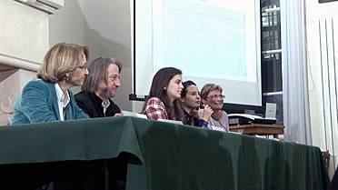Les intervenants de la réunion 2012