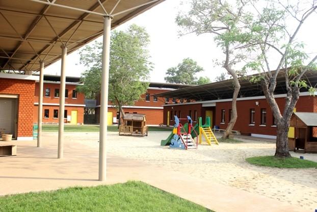 La nouvelle école du Lycée français de Lomé