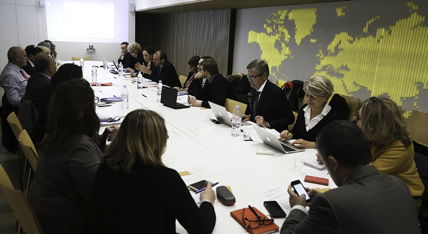 4e réunion de l'OBEP