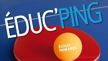 Page de couverture d'un dossier pédagogique Éduc'Ping