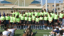 CMAEFE 2020 : les jeunes arbitres