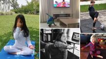 Continuité pédagogique : éducation physique et sportive à la maison