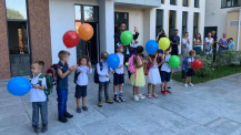 Rentrée 2020 : École française privée d'Odessa