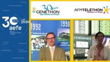 Partenariat AEFE/AFM-Téléthon en 2020, année d'un double trentenaire