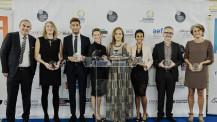 Cérémonie des Trophées des français de l'étranger 2021 : les lauréats primés
