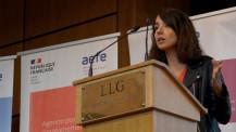 Accueil de la promotion 2021 Excellence-Major par la romancière Hajar Azell