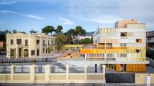 Ouvrage 15 ans d'architecture contemporaine (2005-2020): photo de Barcelone