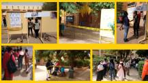"""Journée franco-allemande 2021 au Lycée français de Ouagadougou : projet """"Mon mur à moi"""""""
