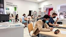 """Atelier """"revue de presse"""" pour les élèves de terminale à Marrakech"""