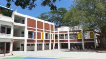 Ouvrage 15 ans d'architecture contemporaine (2005-2020): photo de Pondichéry