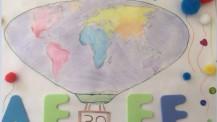 Semaine/mois des langues : dessin d'un élève en 5e à Johannesburg