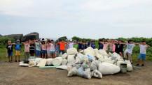 L'éco-comité de Taipei a fait participer les élèves à des nettoyages de plages