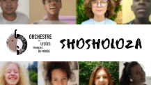 "Le chœur de l'OLFM chante ""Shosholoza"""