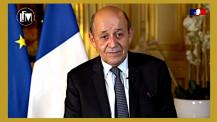 Semaine LFM 2020 : message vidéo de clôture du ministre de l'Europe et des Affaires étrangères