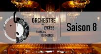 Appel à candidatures pour faire partie de l'Orchestre des lycées français du monde 2021-2022