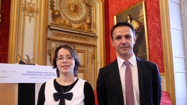 Marie-Renée et son proviseur