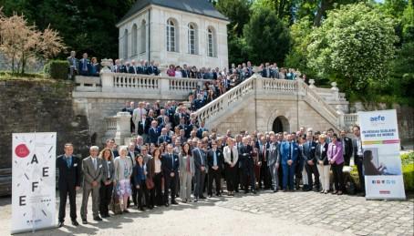 Photo de groupe du séminaire 2015