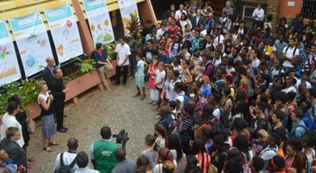 Journée COP21 au lycée de Yaoundé