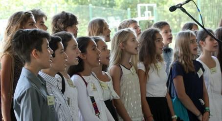 Chorale du lycée franco-argentin