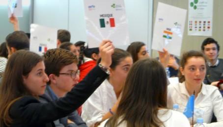 Vote des délégations