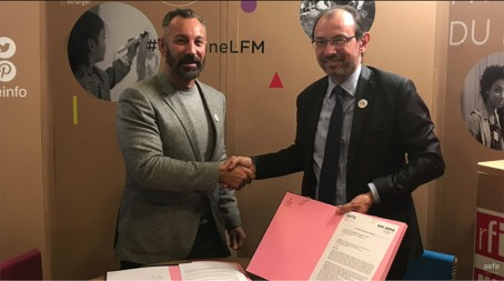 Partenariat avec l'ENS AAMA