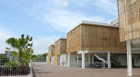Nouveau site du lycée français Alexandre-Yersin de Hanoï