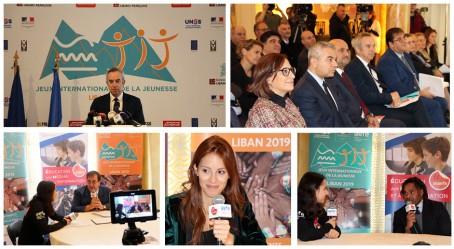 La conférence de presse