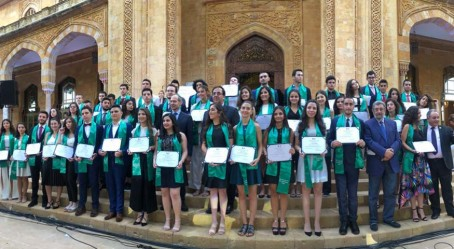 Lycées français au Liban
