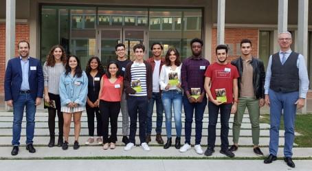 Photo de groupe à Toulouse