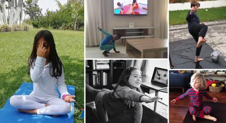 Éducation physique et sportive à la maison