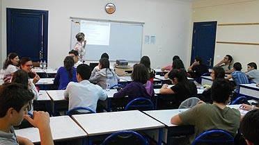 Activité en classe