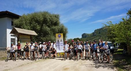 Vélo solaire et solidaire