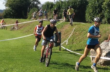 Run & bike